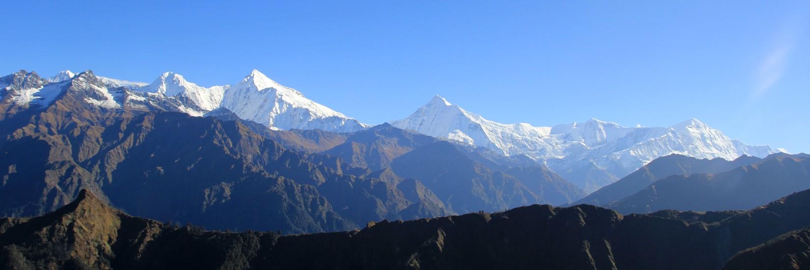 West Dhaulagiri Range
