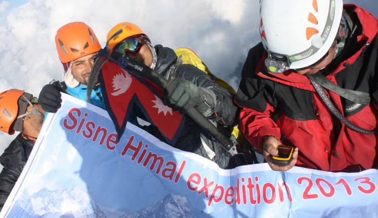 Saipal Himal- The first expedition by WNT
