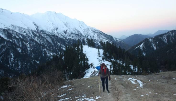Chakhure Trek : Chaurjhari – Jumla