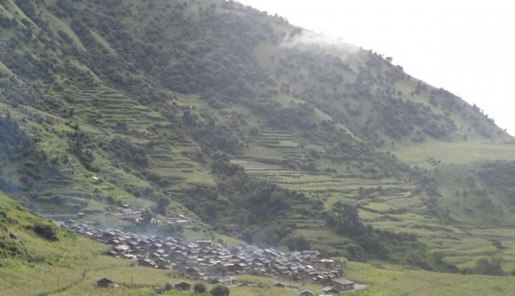 Churen Himal Village
