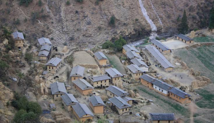 Sisne Upper Village