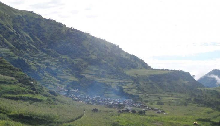 West Dhaulagiri Lower Trek