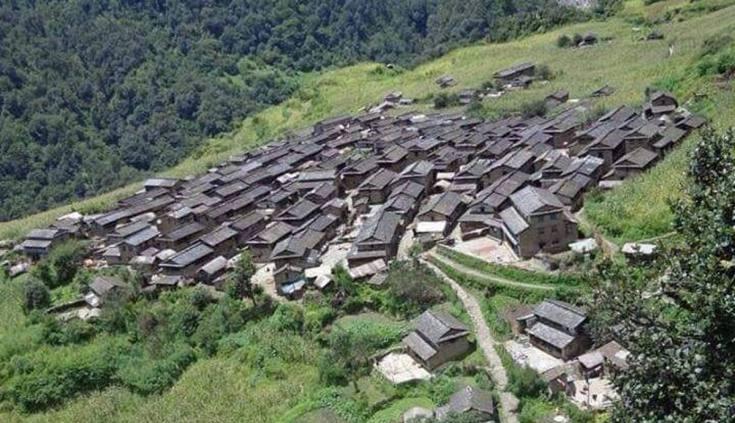 West Dhaulagiri Upper Trek