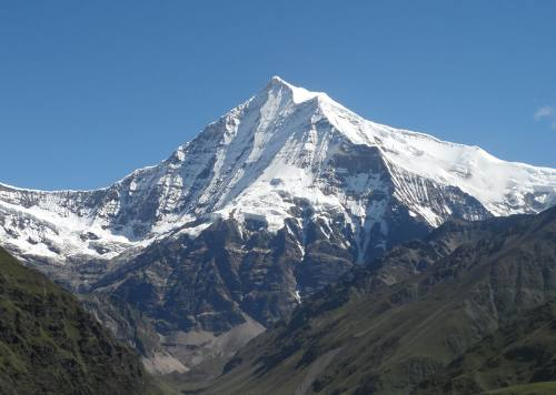 Churen Himal Peak