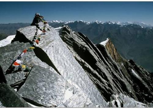 Thapa/ Dhampus Peak Climbing