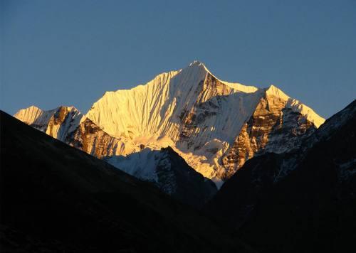 Yubra Peak Climbing