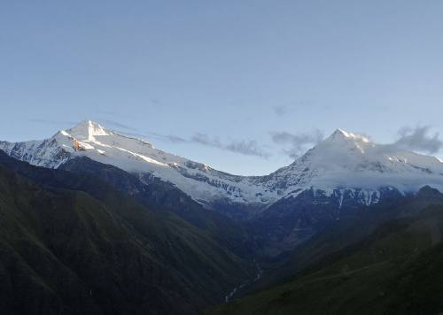 West Dhaulagiri Lower