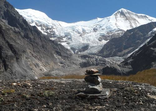 West Dhaulagiri Upper Trek